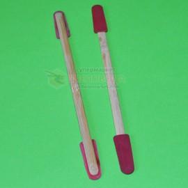 Шпатель деревянный 2х-сторонний для ММ (маточного молочка)