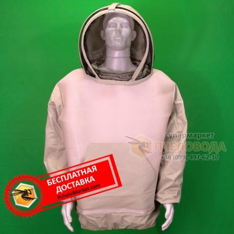 Куртка пчеловода Optima LUX (коттон+сетка) фото 1