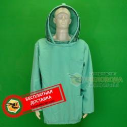 """Куртка с маской """"Евро"""" (габардин) фото 1"""