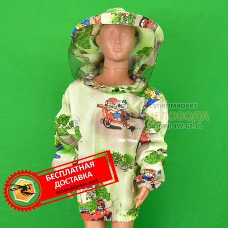 Куртка детская с маской круглой (фото 1)