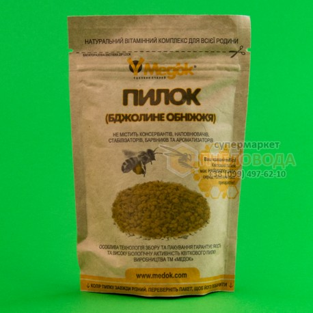 Пыльца, 100 гр